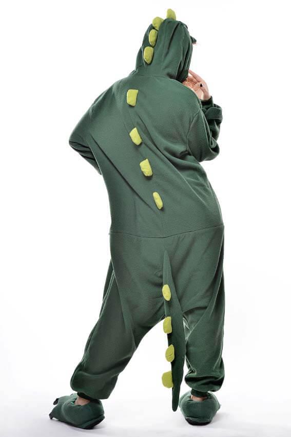 Кигуруми зеленый динозавр магазин