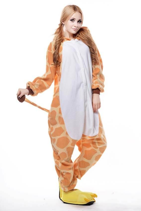 Кигуруми жираф фото