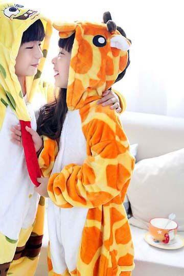 Детский кигуруми жираф купить