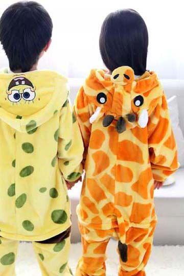 Детский кигуруми жираф магазин