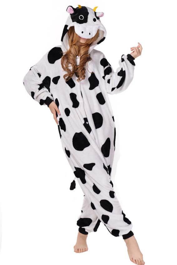Кигуруми корова магазин