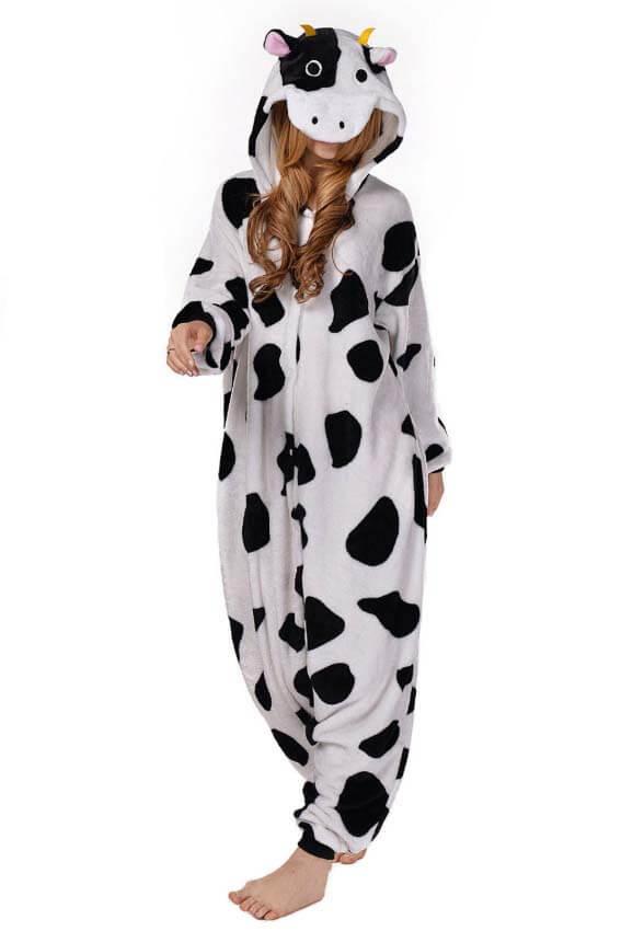 Кигуруми корова фото