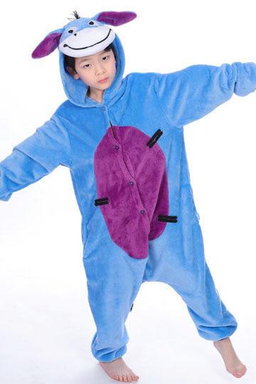 Детский кигуруми ослик иа купить