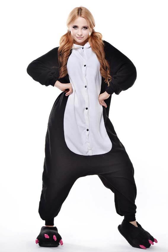 Кигуруми панда фото