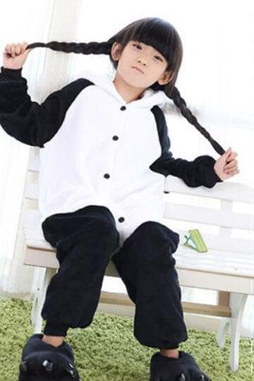 Детский кигуруми панда купить