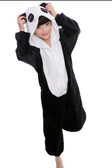 Детский кигуруми панда магазин