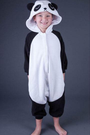Детский кигуруми панда спб