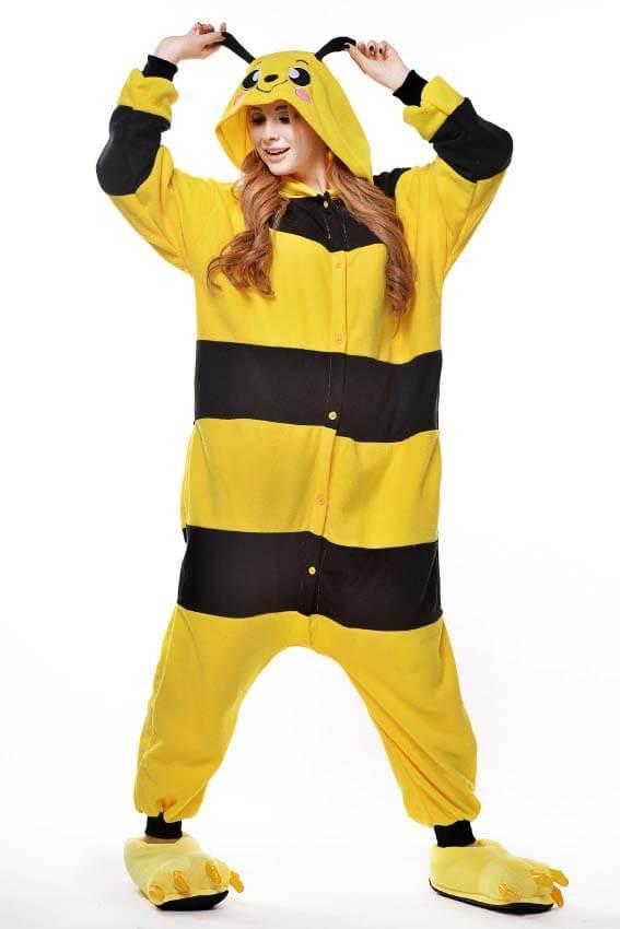 Кигуруми пчелка