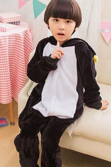 Детский кигуруми пингвин купить