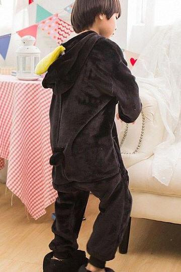 Детский кигуруми пингвин фото
