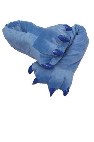 Тапки лапки синие