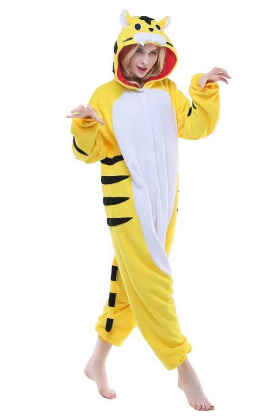 Кигуруми тигр магазин
