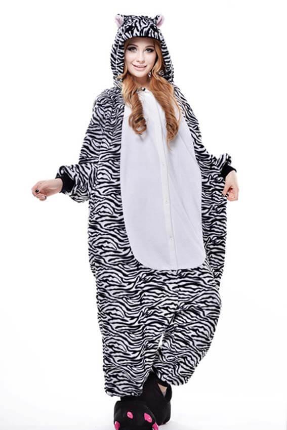 Кигуруми зебра магазин