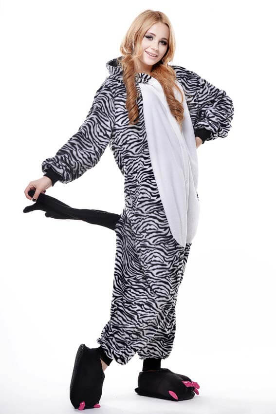 Кигуруми зебра фото