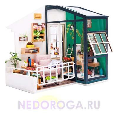 Roombox-balkon