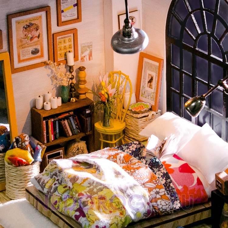 Румбокс жилая комната Diy house