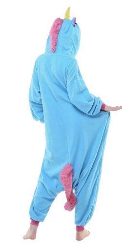 Кигуруми голубой единорог спб