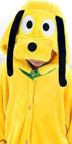 Детский кигуруми собачка гуффи