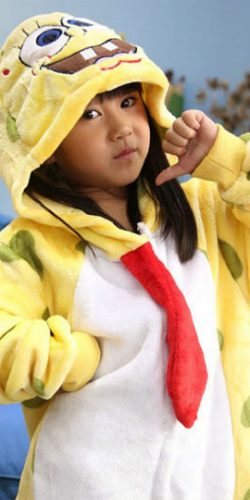Детский кигуруми спанч боб